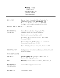 Resume Sample Dental Office Manager by Resume Format For Dentist Pdf Resume For Your Job Application