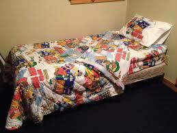 Mario Bros Bed Set Bedding Set The Legend Of Collectibles
