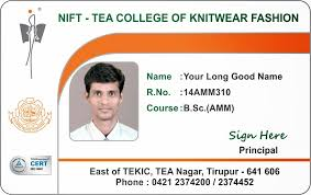 id card coimbatore ph 97905 47171 college student and staff