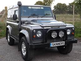 used land rover for sale used 2007 land rover defender 90 county hard top swb for sale in