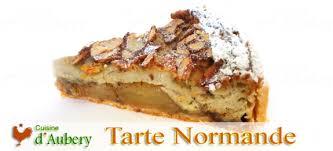 la cuisine de stephane tarte normande de m o f stéphane glacier