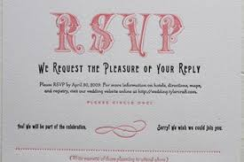 wedding card exles wedding invitation rsvp etiquette amulette jewelry