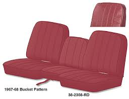 Truck Upholstery Kits 1967 1972 Chevrolet Gmc Truck Blazer Jimmy And Suburban