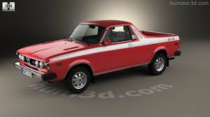 subaru 360 pickup 360 view of subaru brat 1978 3d model hum3d store