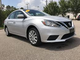 nissan sentra gas tank pre owned 2016 nissan sentra sv 4dr car in tallahassee u815342a