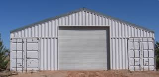 Workshop Garage Plans Cargo Container Garage Plans Re Shed Building 101 Places To