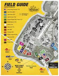 Nyc Parking Map Fields Parking New York Rugby Sevens