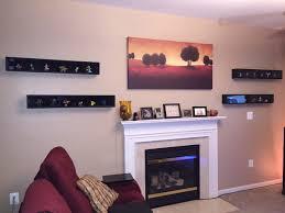 Baseball Bat Wall Mount Took Advantage Of That Michaels U0027 Sale For Baseball Bat Display