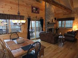 cabin floor hocking log cabin and luxury accommodations hocking