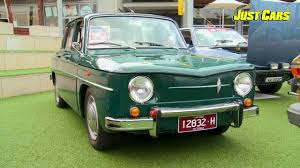 renault cars 1965 g keith mcelroy 1964 renault r8 youtube