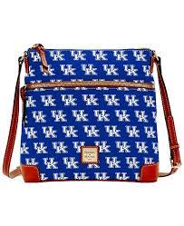Kentucky Travel Handbags images Dooney bourke kentucky wildcats crossbody purse sports fan tif