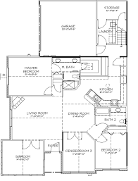 Canterbury Floor Plan by Canterbury Ii Lifestyle Homes Of Distinction