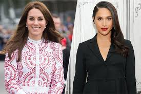 harry and meghan markle prince harry introduces meghan markle to kate middleton report