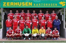 Sv Bad Rothenfelde Mannschaftsfotos