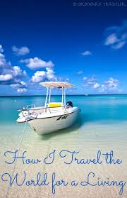 how to travel images How i get paid to travel the world ordinary traveler jpg