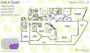 Luxury Condo Floor Plans Bellini Floor Plans