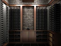 Wine Cellar Wall - cable wine systems