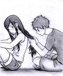 photos cute couple hd sketch drawing art gallery