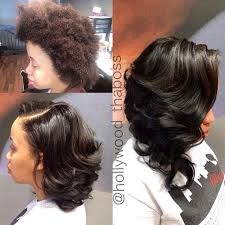 which hair is better for sew in bob asymmetrical long curly bob sew in on natural hair no product