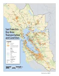 Map Of Greater San Francisco Area by Planitmetro Bart U0027s Core Capacity Challenge
