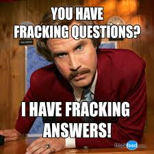 Memes Pro - these pro fracking memes are almost as bad for the planet as