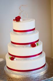 wedding cakes red wedding cake toppers red wedding cakes for
