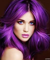 hair color dark purple hairstyle picture magz