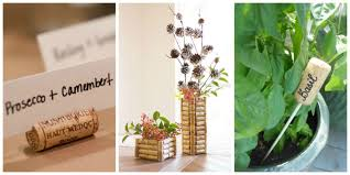 Recycled Home Decor Projects by Wine Cork Crafts Recycled Wine Corks
