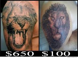 Tattoo Meme - lion tattoo meme for ladies design idea for men and women