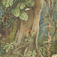 tropical paradise wall mural by woodchip and magnolia by woodchip tropical paradise wall mural by woodchip and magnolia