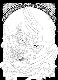 catchy coloring pages the swan princess colori 27796 autoexpose