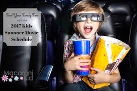 2017 free and cheap summer movies macaroni kid
