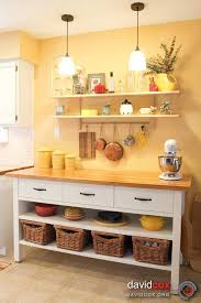 counter space small kitchen storage ideas kitchen counter space ideas open shelving hanging bar for pans