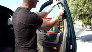 ford f150 replacement mirror 2000 f 150 door panel removal and mirror replacement
