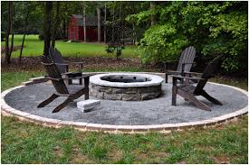 how to make a backyard fire pit hgtv u2013 modern garden