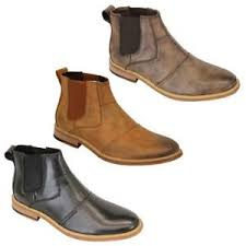 s boots designer mens cavani boots chelsea dealer shoes high ankle leather look