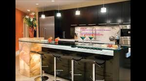stainless steel finish modular kitchen u0026 wooden interiors