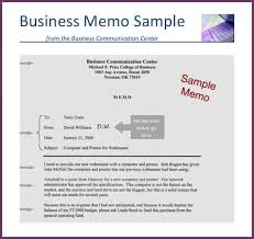 business memo example 13 business memo templates free sample