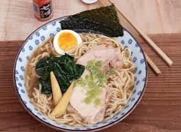 recettes cuisine japonaise comment préparer un shoyu ramen japonais recette