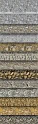 stone wall cg textures u0026 3d models from 3docean