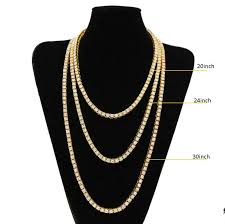 best gold chain necklace images Best gold chain for men hip hop row simulated diamond hip hop jpg