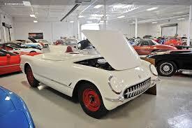 corvette test 1954 chevrolet corvette test mule at the lingenfelter collection
