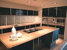 cuisine bois plan de travail noir cuisine plan de travail bois cethosia me