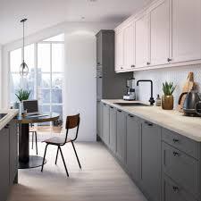 kitchen cupboard colour ideas uk galley kitchen ideas magnet