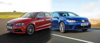 vw golf r vs audi s3 which is the best super hatch on sale in the