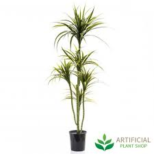 artificial yucca tree 1 4m high with pot