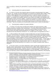 Example Of Profile In Resume by Committee On Development And Intellectual Property Thirteenth Session