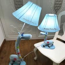 Schlafzimmer Lampe Romantisch Kinder Cartoon Stehlampe Stoff Tier Stehleuchte Schlafzimmer