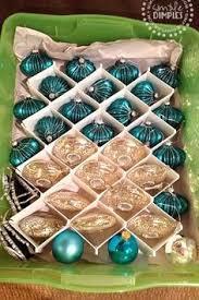Christmas Ornament Storage Trunk by Elf Stor Green Christmas Ornament Storage Chest Holds 24 Balls W