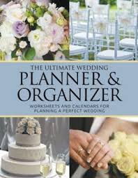 the ultimate wedding planner the ultimate wedding planner organizer buy online in south